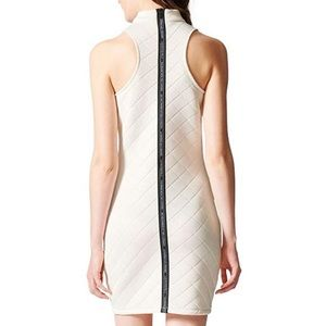 Adidas Originals Diamond Embossed Dress NWT